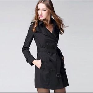 Atmosphere Trench Coat Size XS